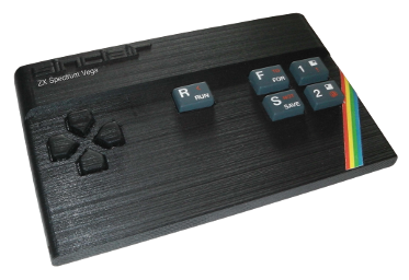 Protótipo do ZX Spectrum Vega